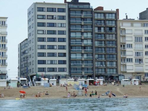Vakantie aan zee u0026gt;u0026gt; res Flair appartement 4 pers. zeedijk Middelkerke